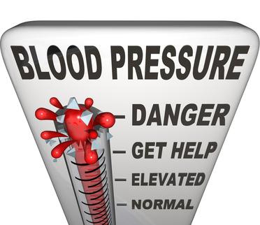 Hypertension Warning