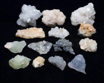 Zeolite Crystals