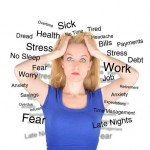 woman feeling anxiety