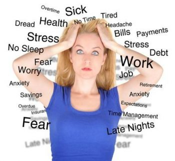symptoms of generalized anxiety disorder