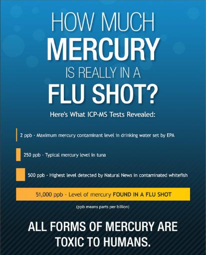 mercury in vaccines