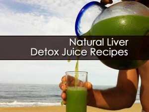 juices to detox liver