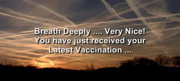vaccines and chemtrails