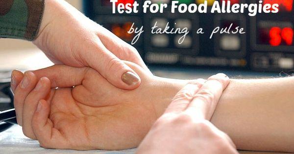 home allergy test
