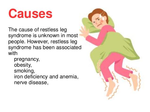 rls causes