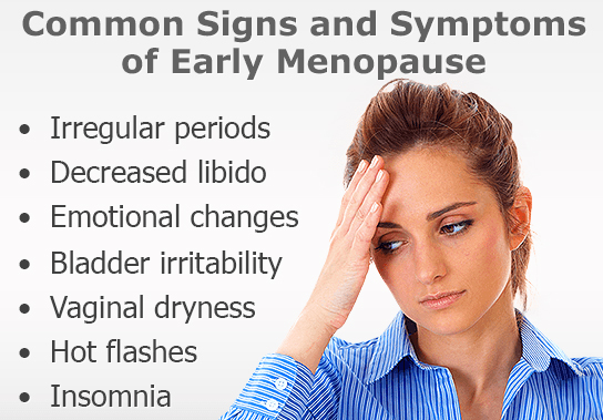 Natural Remedies For The Menopause Symptoms