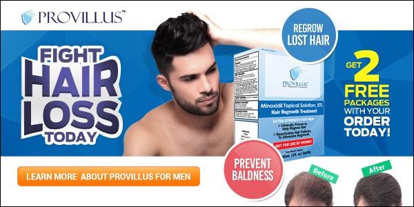 hair regrowth for men