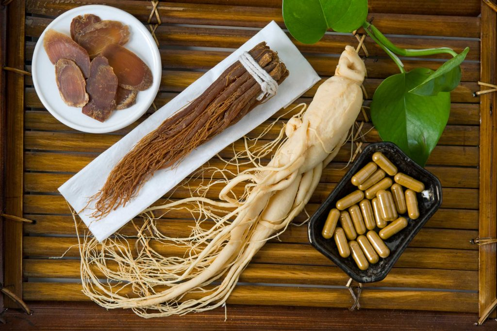 ginseng for energy