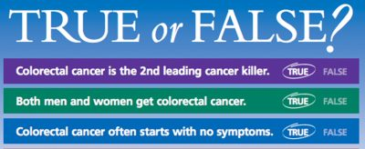 colon cancer awareness