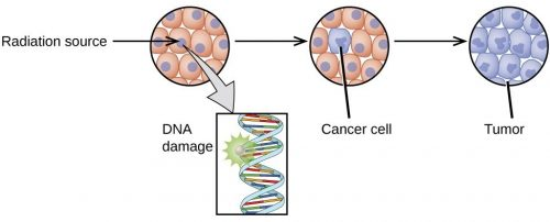 Can Radiation Cause Cancer