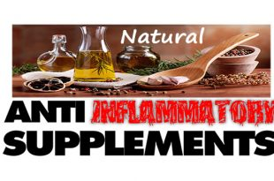 Natural Anti Inflammatory Supplements