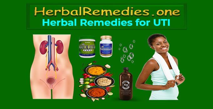 Natural Remedies for UTI