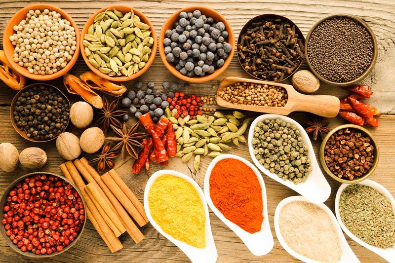 Raw Herbs