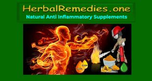 Natural Anti Inflammatory Supplements